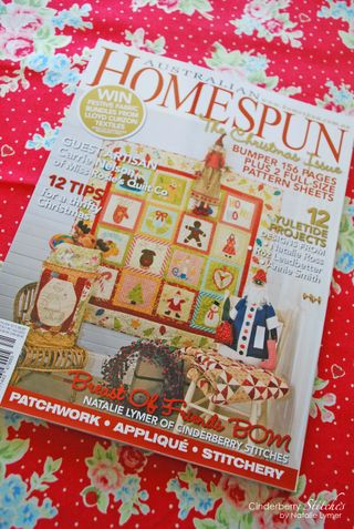 July issue Homespun