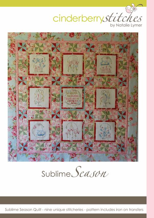 Sublime Season pattern cover