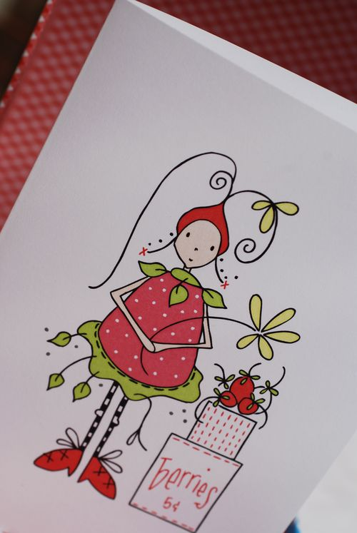 Berries girl 2