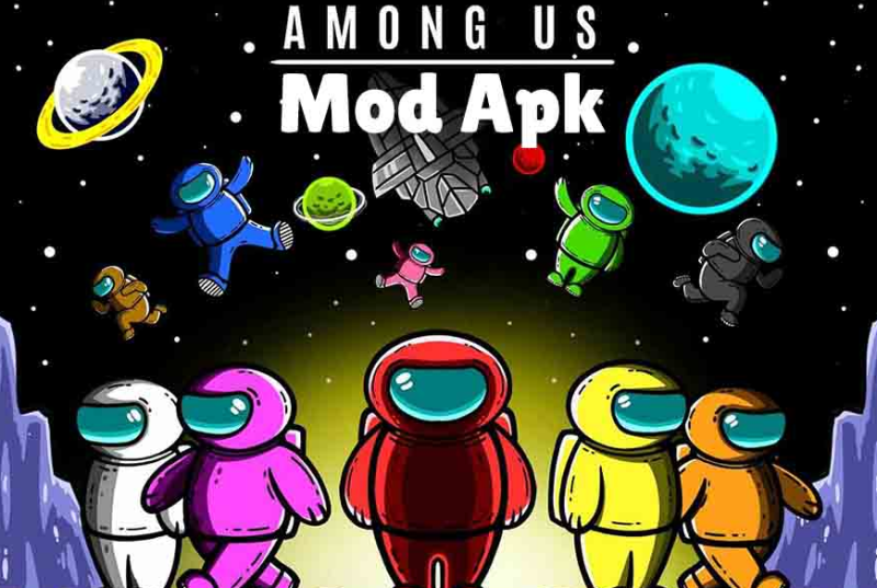 Mod Apk Among Us Jadi Impostor