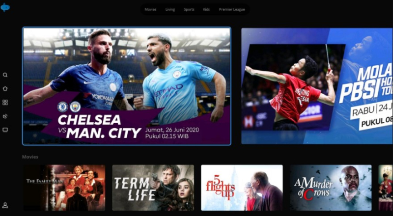 Tentang Mola TV Mod Apk