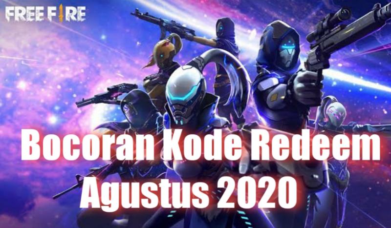 Kode Redeem FF 17 Agustus 2020