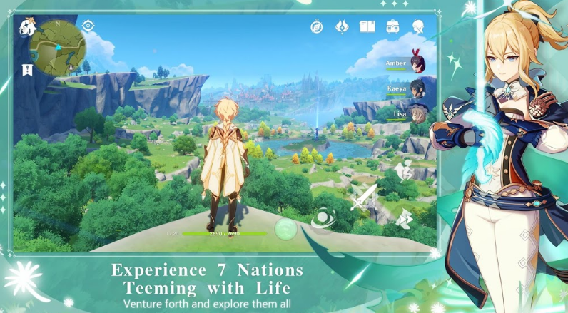Genshin Impact Apk 2020 Mod Play Store