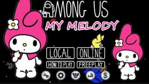 Download Among Us Melody Mod Apk