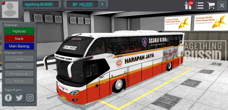 Apa Itu Javastech Mod Bussid